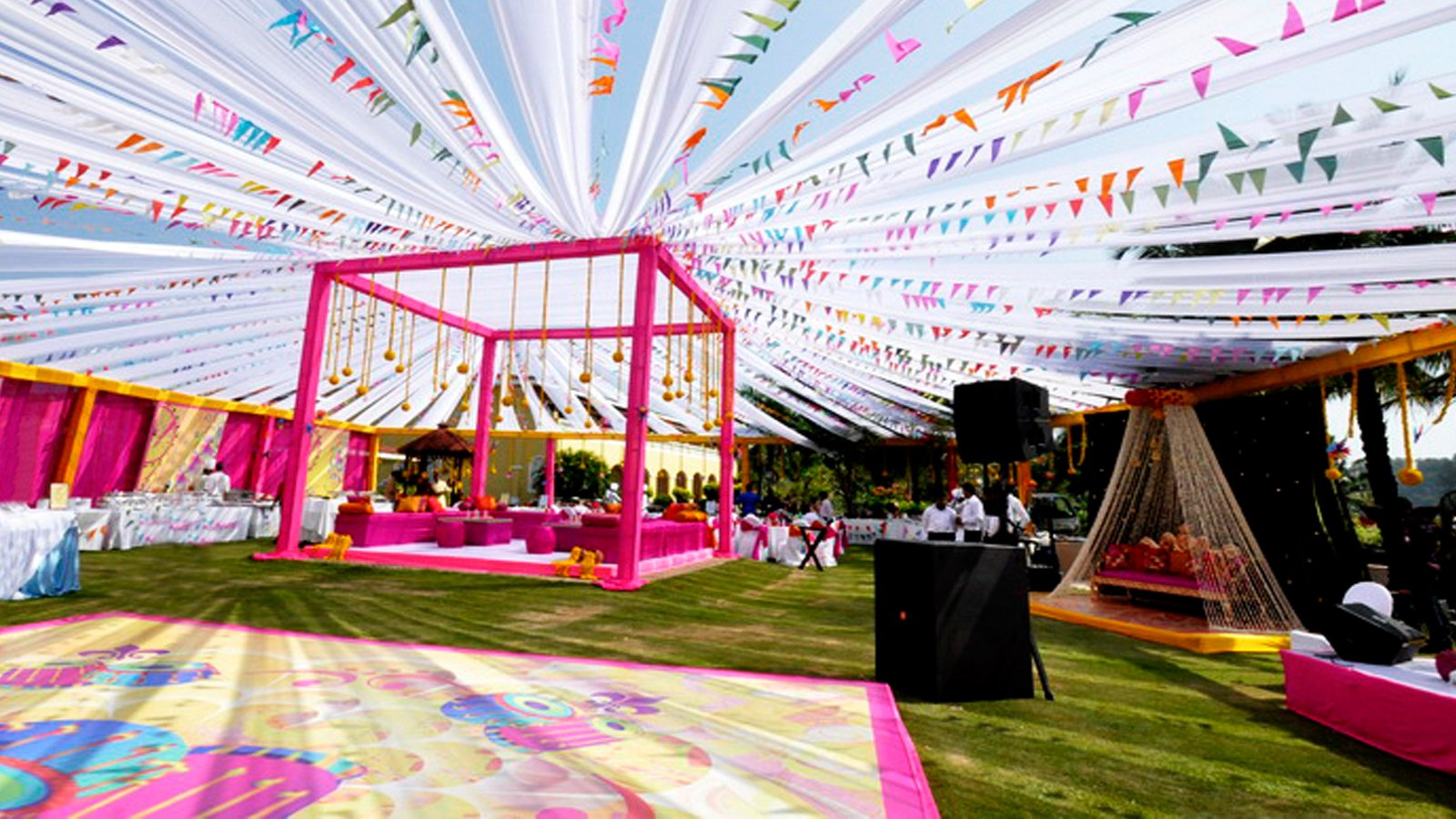 Destination Wedding Decor | Wedding Decorations ideas