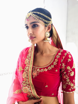 Meghna Butani Wedding MakeUp